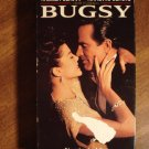Bugsy VHS video tape movie film, Warren Beatty, Annette Bening, Harvey Keitel