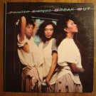 Pointer Sisters: Break Out LP vinyl record album 33rpm, 1983