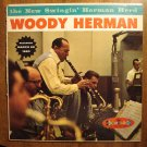 Woody Herman: The New Swingin' Herman Herd LP vinyl record album 33rpm, 1960