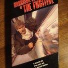 The Fugitive VHS video tape movie film, Harrison Ford, Tommy Lee Jones, Joe Pantoliano