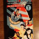 Giant Robo #1 The Night The Earth Stood Still Black Attache case animated VHS video tape cartoon