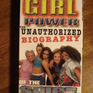 Girl Power: the Unauthorized Biography of the Spice Girls VHS video tape movie film,