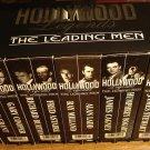 Hollywood Legends: The Leading Men VHS music video tape movie film, 10 tape set, John Wayne +++