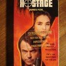Hostage VHS promo screener video tape movie film, Sam Neil, Talisa Soto, James Fox