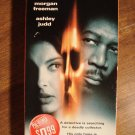Kiss The Girls VHS video tape movie film, Morgan Freeman, Ashley Judd