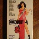 Miss Congeniality VHS video tape movie film, Sandra Bullock, Michael Caines, Candice Bergen