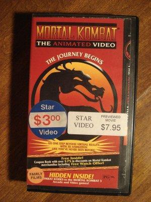 mortal kombat the journey begins full movie
