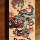 MotorMania VHS video tape movie film, Motor Mania - racing, inventions, wild extreme action