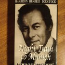 The Night Train To Munich VHS video tape movie film, Rex Harrison, Paul Henreid, Margaret Lockwood