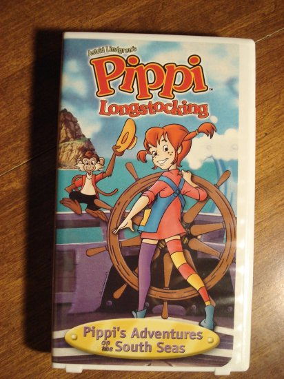 Pippi Longstocking Pippi S Adventures On The South Seas