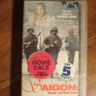 Saigon: year of the Cat VHS video tape movie film, Viet nam, Frederic Forest, E.G. Marshall