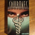 Saw Bones VHS animated video tape movie film, Adam Baldwin, Barbara Carrera, Don Stroud