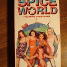 Spice World VHS video tape movie film, The Spice Girls,