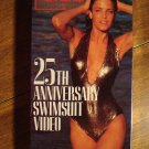 Sports Illustrated 25th Anniversary Swimsuit VHS video tape movie Christie Brinkley Kathy Ireland