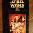 Star Wars: The Phantom Menace VHS video tape movie film, Liam Neeson, Ewan McGregor