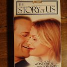 The Story Of Us VHS video tape movie film, Bruce Willis, Michelle Pfieffer