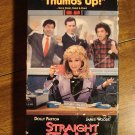 Straight Talk VHS video tape movie film, Dolly Parton, James Woods,