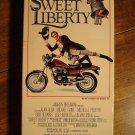 Sweet Liberty VHS video tape movie film, Alan Alda, Michael Caine, Michelle Pfeiffer