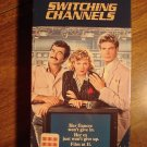 Switching Channels VHS video tape movie film, Kathleen Turner, Burt Reynolds, Christopher Reeve