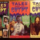 Tale From The Crypt VHS video tape movie film, 3 tapes, 6 episodes, Demi Moore, Kelly Preston