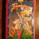 Thumbelina VHS animated video tape movie film cartoon, & 4 other features
