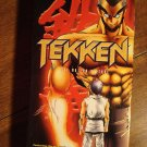 Tekken The Motion Picture VHS animated video tape movie film cartoon, manga, Anime