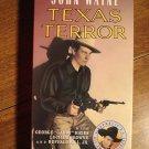 Texas Terror VHS video tape movie film, John Wayne, Gabby Hayes, Buffalo Bill jr.