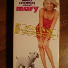 There's Something About Mary VHS video tape movie film, Ben Stiller, Cameron Diaz, Matt Dillon