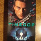 Timecop VHS video tape movie film, Jean-Clauda Van Damme, Ron Silver,