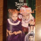 The Twilight Zone - Night of the Meek VHS video tape movie film, Art Carney