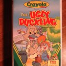 The Ugly Duckling VHS animated video tape movie film cartoon