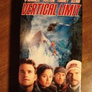 Vertical Limit VHS video tape movie film, Chris O'Donnell, Bill Paxton, Robin Tunney