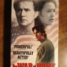 The War At Home VHS video tape movie film, Martin Sheen, Kathy Bates, Emilio Estevez