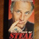 Win, Place or Steal VHS video tape movie film, McLean Stevenson, Alex Harris, Dean Stockwell