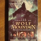 The Legend of Wolf Mountain VHS video tape movie film, Mickey Rooney, Bo Hopkins, Don Shanks
