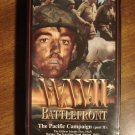 WWII Battlefront: Pacific Campaign part II VHS video tape movie film, World War 2, Burma, more