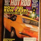 Hot Rod magazine May 1992, Street cams, lightweight parts, 1955 Chevy, homemade tools