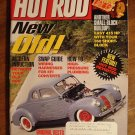 Hot Rod magazine February 2001 (B) swapping guide for EFI conversions, high pressure plumbing