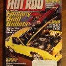 Hot Rod magazine November 2000, TPI fix, engine fasteners, Chevy crate engines, 11 sec Valiant