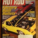 Hot Rod magazine November 2000 (B), Factory built bullets, Chevy crate motors, engine nuts & bolts