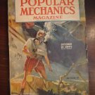 Popular Mechanics magazine - October 1945 WWII airplanes, telescopes, projects, more
