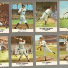 1961 Golden Press COMPLETE baseball card set - Babe Ruth, Ty Cobb, many other HOF's