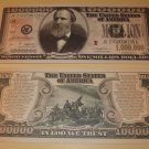 $1,000,000 (1 million dollars) novelty currency bill - MINT condition