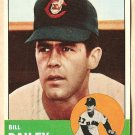 1963 Topps baseball card #391 Bill Dailey NM Cleveland Indians