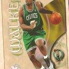 1998 - 1999 Skybox EX Century promo promotional basketball card #11 Antoine Walker layered acetate