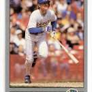 1992 Leaf Preview promo promotional baseball card #20 Robin Yount EX condition