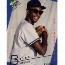 1993 Classic Best Gold promo promotional baseball card Brien Taylor NM/M