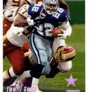 1999 Topps Stadium Club promo promotional football 5 cards Warren Sapp, Emmitt Smith, more!