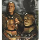 2002 Rittenhouse Archives promo promotional card Stargate SG-1 season 5 P1 NM/M