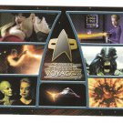 2002 Rittenhouse Archives promo promotional card The Complete Star Trek Voyager P1 NM/M